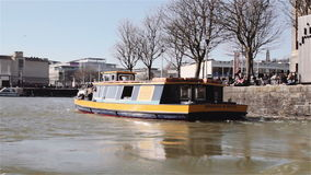 Bristol Ferry i skeppsdockor Royaltyfria Foton