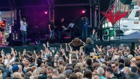 Bristol Festival réunit 2016 Images libres de droits