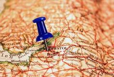 Bristol, Großbritannien lizenzfreie stockfotografie