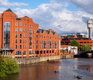 Bristol Harbour Development Stock Photography