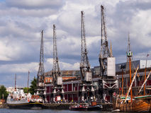 Bristol Harbour Royalty Free Stock Photos