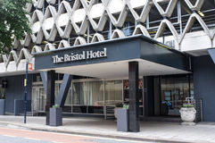Bristol Hotel imagem de stock royalty free