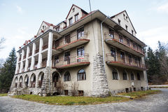 Bristol Hotel in Zakopane Stock Photos