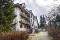 Bristol Hotel in Zakopane in Poland Stock Images