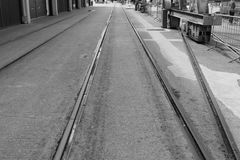 Bristol Industrial Age Royalty-vrije Stock Foto
