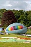 Bristol-internationale Ballon-Fiesta Stockfotografie