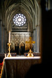 Bristol katedra Obraz Royalty Free