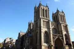 Bristol-Kathedrale Lizenzfreies Stockfoto