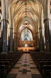 Bristol-Kathedrale lizenzfreie stockfotografie