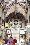 Bristol Market in Clifton Royalty-vrije Stock Afbeeldingen