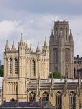 Bristol neo-klassisk horisont Arkivbilder