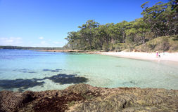Bristol Point NSW Australien Lizenzfreie Stockbilder