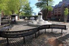 Bristol Riverside Walk stock image