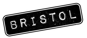 Bristol rubber stamp Stock Image