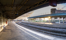 Bristol Temple Meads Royalty Free Stock Image