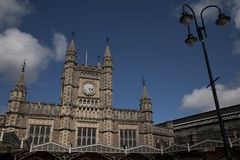 Bristol Temple Meads Railway Station Stock Photos