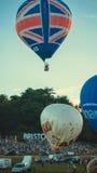 Bristol Balloons Royalty Free Stock Photos