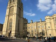 Bristol University Foto de archivo