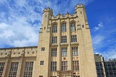 Bristol University architecture Stock Images
