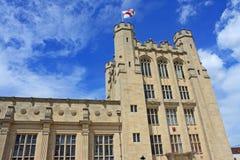 Bristol University building Royalty Free Stock Photo