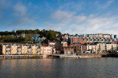 Bristol waterside Royalty Free Stock Photos