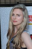 Brit Marling,Sparks Royalty Free Stock Photos