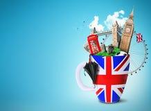britain Fotografia Stock Libera da Diritti