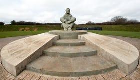 britain batalistyczny pomnik zdjęcie stock