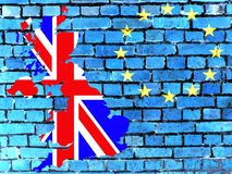 Britain and the EU Stock Images
