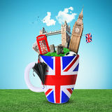 Britain Royalty Free Stock Photo