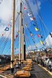 britain pokład wielcy ss Zdjęcia Royalty Free