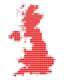 britain stor översikt Royaltyfria Foton