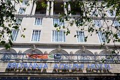 Britannia Adelphi Hotel, Liverpool. Royalty Free Stock Image