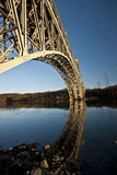 Britannia Bridge Stock Photography