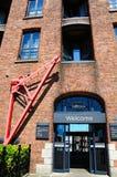Britannia Pavilion, Liverpool. Royalty Free Stock Photo