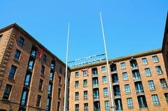 Britannia Pavilion, Liverpool. Stock Photo