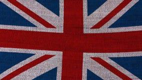 Britannien flagga vektor illustrationer