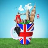 briten royaltyfri foto