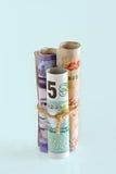 Britische Pounds. Banknoten lizenzfreie stockfotos