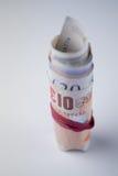 Britische Währung Stockbilder