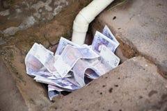 Britische Währung Lizenzfreie Stockbilder