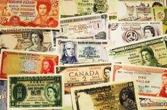 Britischer Commonwealth-Rechnungen Stockbilder