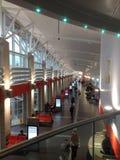 BRITISCHER England Nottingham Mansfield Busbahnhof Europas Lizenzfreies Stockfoto