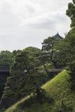 Britischer Palast, Tokyo, Japan Lizenzfreie Stockfotografie