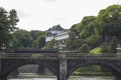 Britischer Palast, Tokyo, Japan Stockbild