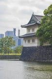 Britischer Palast, Tokyo, Japan Lizenzfreie Stockbilder