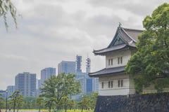 Britischer Palast, Tokyo, Japan Stockfotos