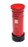 Britischer roter Pfostenkasten Lizenzfreies Stockbild