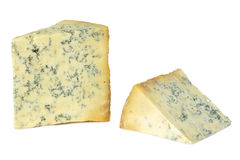Britischer Stilton Käse Stockfotografie