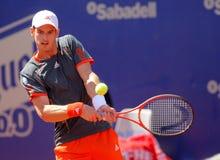 Britischer Tennisspieler Andy Murray Stockfoto